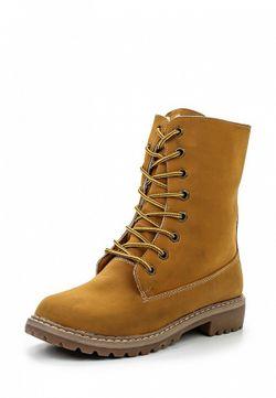 Ботинки Fsabac                                                                                                              бежевый цвет
