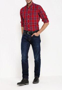 Рубашка Gap                                                                                                              красный цвет