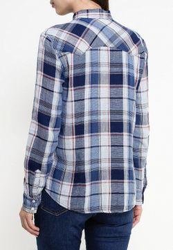 Рубашка Gap                                                                                                              синий цвет