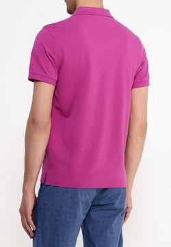 Поло Gant                                                                                                              фиолетовый цвет