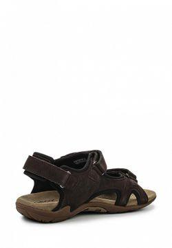 Сандалии Geox                                                                                                              коричневый цвет
