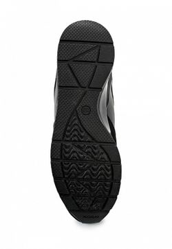 Кроссовки Geox                                                                                                              чёрный цвет