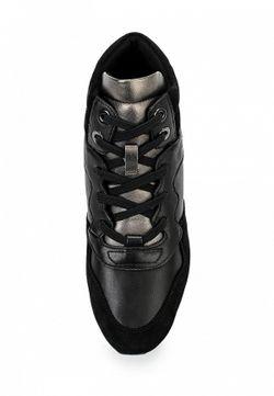 Кроссовки Geox                                                                                                              черный цвет