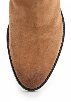 Сапоги Geox                                                                                                              коричневый цвет
