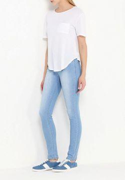 Джинсы G&G                                                                                                              голубой цвет