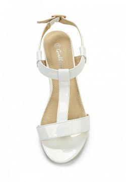 Босоножки Girlhood                                                                                                              белый цвет
