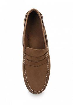 Мокасины Gioseppo                                                                                                              коричневый цвет
