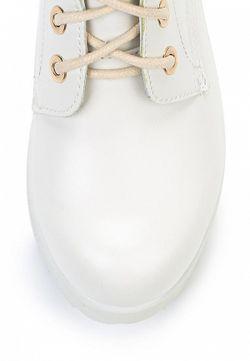Ботинки Gioia                                                                                                              белый цвет