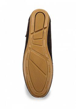 Мокасины Giotto                                                                                                              коричневый цвет