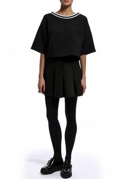 Юбка Glamorous                                                                                                              черный цвет