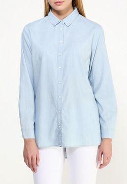 Рубашка Glamorous                                                                                                              голубой цвет