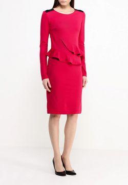 Платье Gloss                                                                                                              розовый цвет