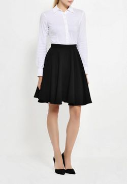 Юбка Gloss                                                                                                              чёрный цвет