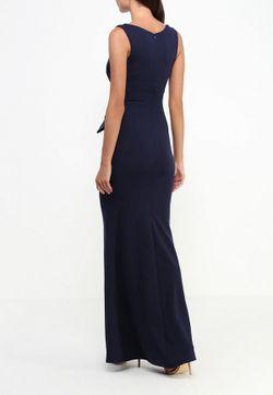 Платье Goddiva                                                                                                              синий цвет