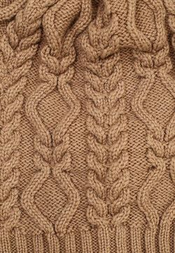 Шапка Greenmandarin                                                                                                              коричневый цвет