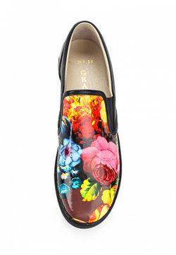 Слипоны Grand Style                                                                                                              многоцветный цвет
