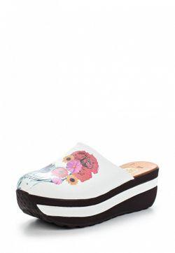 Сабо Grand Style                                                                                                              белый цвет
