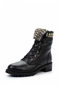 Ботинки Grand Style                                                                                                              чёрный цвет