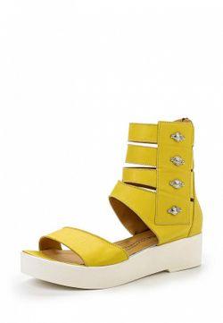 Босоножки Grand Style                                                                                                              желтый цвет