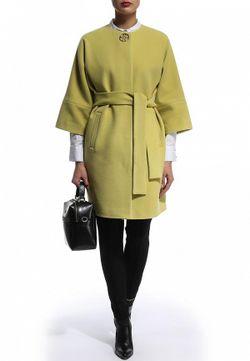 Пальто Grand Style                                                                                                              зелёный цвет