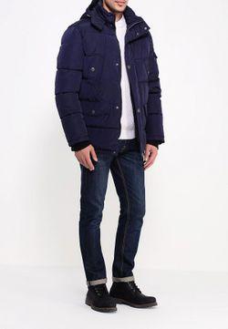Куртка Утепленная Grishko                                                                                                              синий цвет
