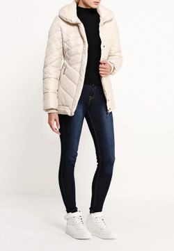 Куртка Утепленная Grishko                                                                                                              белый цвет