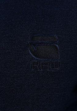 Свитшот G-Star                                                                                                              синий цвет