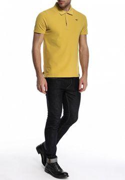 Поло G-Star                                                                                                              желтый цвет