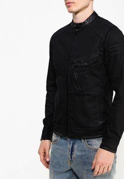Куртка Джинсовая G-Star                                                                                                              черный цвет