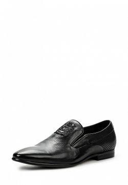 Лоферы Guido Grozzi                                                                                                              черный цвет