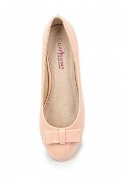Туфли Guapissima                                                                                                              розовый цвет
