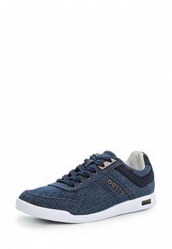 Кроссовки Guess                                                                                                              синий цвет