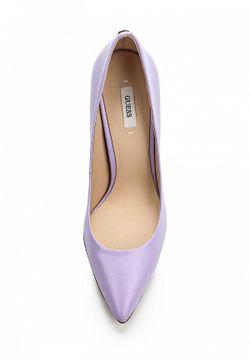 Туфли Guess                                                                                                              фиолетовый цвет