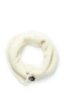 Шарф Jeans Guess                                                                                                              белый цвет
