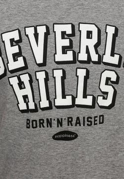 Футболка Happiness Is A 10 Tee Happiness Is A $10 Tee                                                                                                              серый цвет