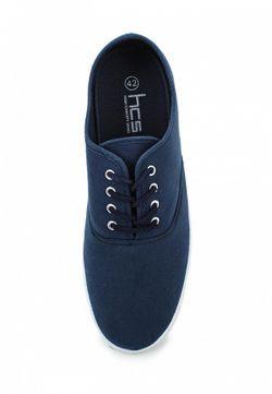 Кеды HCS                                                                                                              синий цвет