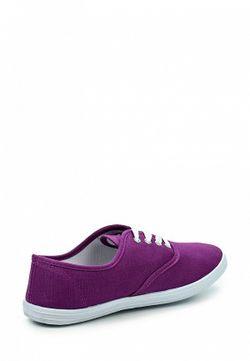 Кеды HCS                                                                                                              фиолетовый цвет