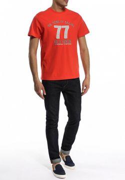Футболка Helly Hansen                                                                                                              красный цвет