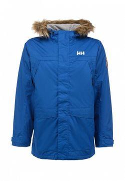 Парка Helly Hansen                                                                                                              синий цвет