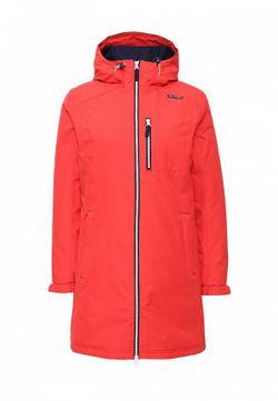 Куртка Утепленная Helly Hansen                                                                                                              красный цвет