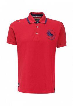 Поло Huntington Polo Club                                                                                                              красный цвет