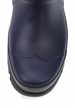 Резиновые Сапоги Hunter                                                                                                              синий цвет