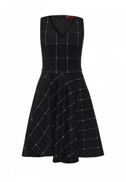 Платье Hugo                                                                                                              черный цвет
