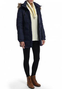 Куртка Утепленная ICHI                                                                                                              синий цвет