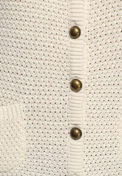 Кардиган ICHI                                                                                                              белый цвет