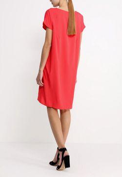 Платье ICHI                                                                                                              розовый цвет