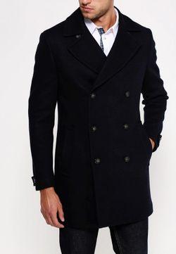 Пальто ICEBERG                                                                                                              синий цвет