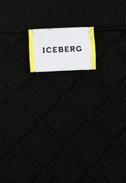 Юбка ICEBERG                                                                                                              черный цвет