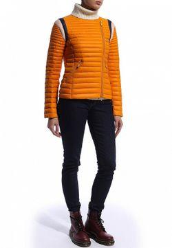 Пуховик ICEBERG                                                                                                              оранжевый цвет