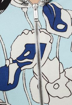 Толстовка ICEBERG                                                                                                              голубой цвет